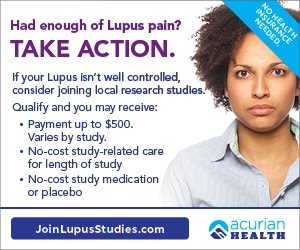 Do you or a loved one have Lupus?