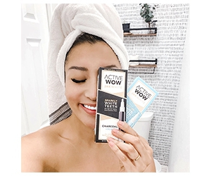 Free Active Wow Skincare, Haircare, And Oral Care Products