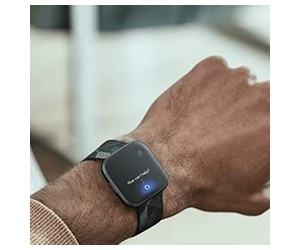 Save $130 On Fitbit Sense With Alexa Built-in