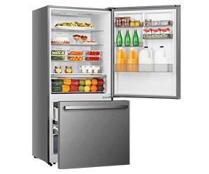 Free Hisense Refrigerator With Ice Maker
