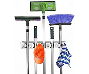 Get Home It Mop And Broom Holder With 40% Off