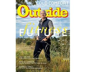 Free Outside Magazine 1-Year Subscription