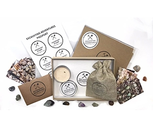 Free Rocks, Minerals, Fossils, And Excavation Kits For Kids