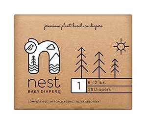 Free Tiny Tots Compost Diaper Sample