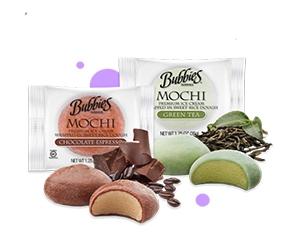 Free Bubbies Mochi Ice Cream