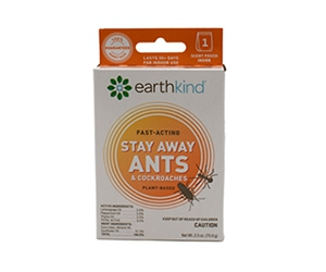 Free Ant And Cockroach Deterrent From EarthKind