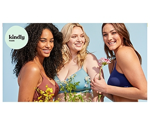 Free Kindly Sustainable Bras, Panties, And Bralettes