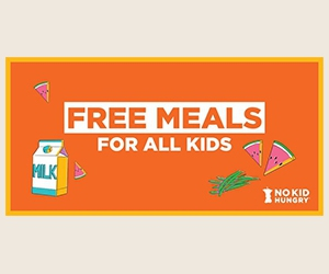 Free Kids Meals During Summer From No Kid Hungry