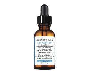 Free Skinceuticals Silymarin CF Vitamin C Serum Sample