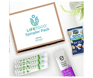 Free LifeToGo Sample Pack
