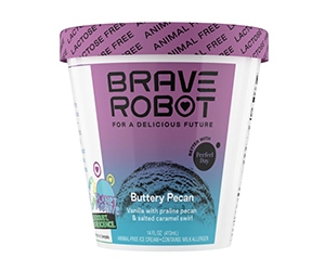 Free Pint Of Brave Robot Ice Cream