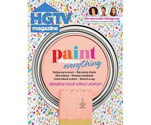 Free HGTV Magazine 2-Year Subscription