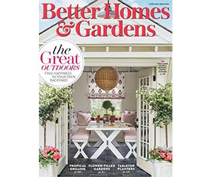 Free Better Homes And Gardens 2-Year Magazine Subscription