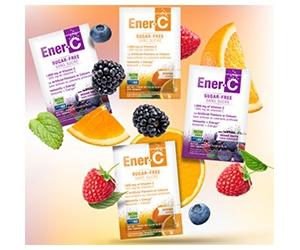 Free Ener-C Sugar-Free Vitamin C Drink Sample