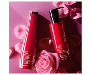 Free Color Lustre Shampoo And Conditioner From Shu Uemura