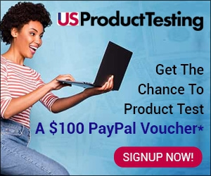 Free $100 PayPal Voucher