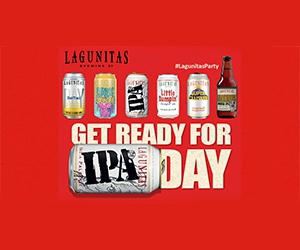 Free Lagunitas IPA Day Shorts And $60 Gift Card For Lagunitas Beers