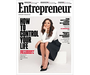Free Entrepreneur Magazine 1-Year Subscription