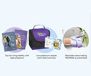 Free Lunch Box And Low-Potassium Recipes From Veltassa