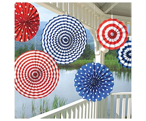 Get Fourth Of July Party Supplies & Decor At Amazon