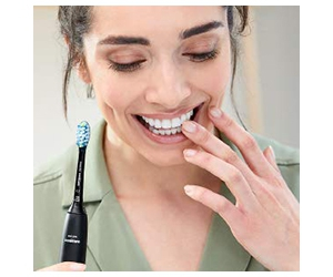 Enjoy Gentle And Effective Care With Philips Sonicare At Amazon