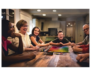 Free Hues & Cues x2 Games, Cupcake Toppers, Coasters, And More