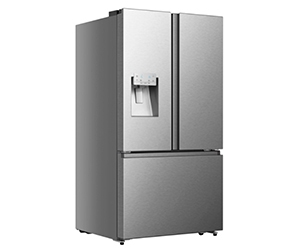 Free French Door Refrigerator With Ice Maker From Hisense
