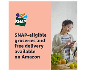 SNAP Eligible Groceries And Free Delivery Available