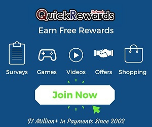 Earn Free Paypal, Free Amazon Gift Cards and Free In-Store Gift Cards to nearly 50 national retailers and restaurants