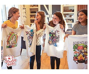 Free Doodle Tees x10 T-Shirts