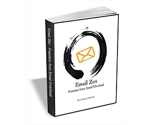 """Free eBook: """"Email Zen - Freedom from Email Overload"""""""
