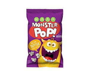 Free Big-Time Butter Popcorn From Monster Pop