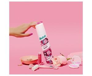 Free Batiste Dry Shampoos