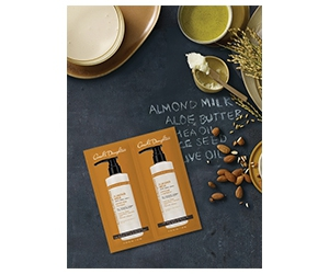 Free Almond Milk Shampoo And Conditioner From Carol's Daughter