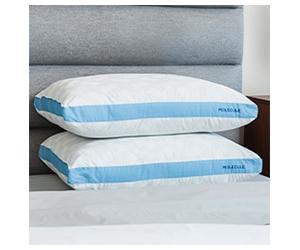 Free ArcticLUX Temperature Regulating Bedding