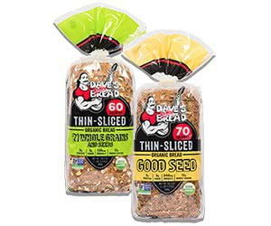 Free Dave's Killer Bread Sample