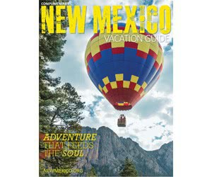 Free New Mexico Vacation Guide