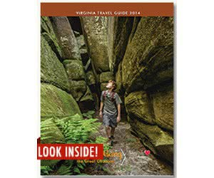 Free Virginia Travel Guide And State Map