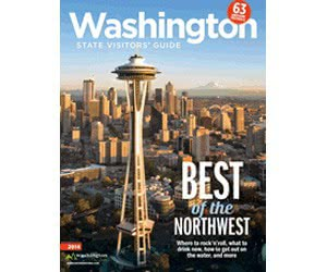 Free Official Washington State Visitors' Guide