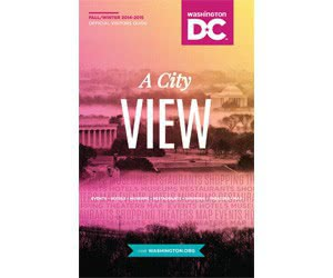 Free Official Washington DC Visitors Guide And Map