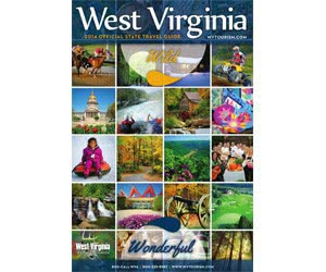 Free West Virginia Travel Guide and Map