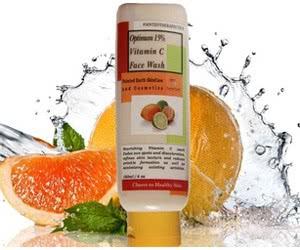 Free Painted Therapeutics Optimum Vitamin C Face Wash Sample