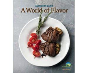 Free A World Of Flavor: Australian Lamb Recipe Book