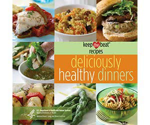 Free eBook: Deliciously Healthy Dinners From National Institutes Of Health