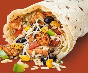 Free Pancheros Burrito