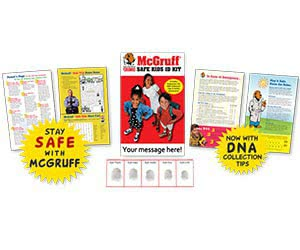 Free McGruff Safe Kids Kit