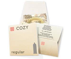 Free COZY Condom Sample