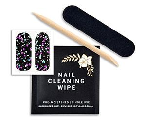 Free Nail Polish x2 Strips Sample Pack From Tough Girls