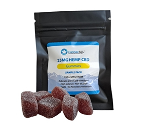 Free Elderberry CBD Gummies From CannazALL