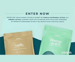 Win Prebiotic Fibergy Blend From Usana
